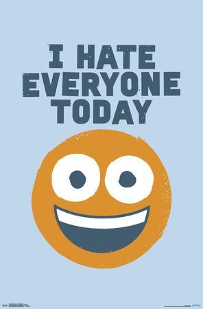 DAVID OLENICK - HATE EVERYONE