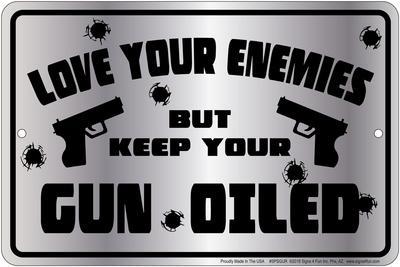 Gun Oiled
