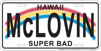 McLovin Hawaii