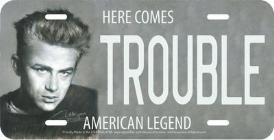 Trouble - James Dean