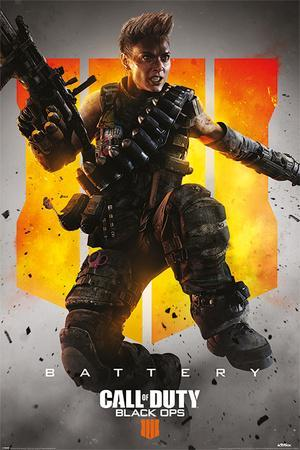 Call Of Duty: Black Ops 4 - Battery