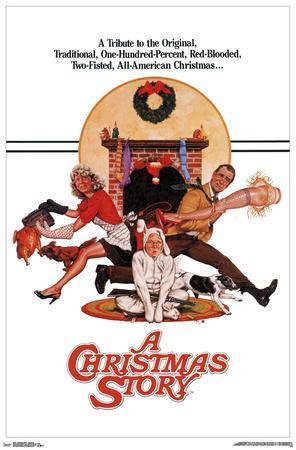 A CHRISTMAS STORY - ONE SHEET
