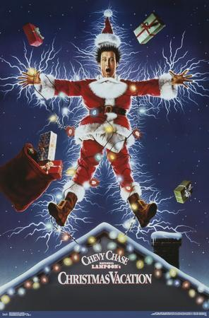 CHRISTMAS VACATION - ONE SHEET
