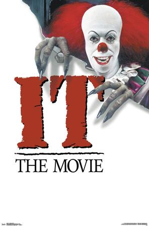 IT - 1990 ONE SHEET