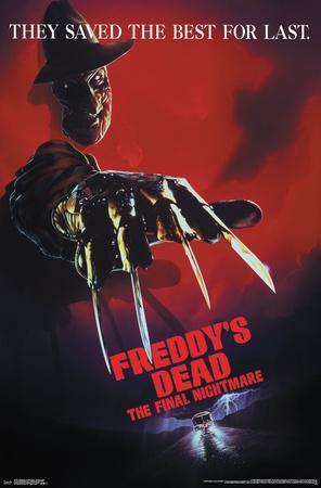 A NIGHTMARE ON ELM STREET - FREDDY'S DEAD