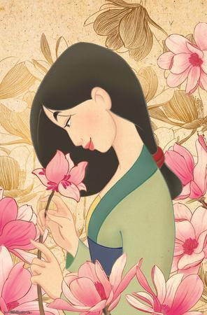 MULAN - FLOWER