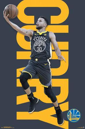 GOLDEN STATE WARRIORS - S CURRY 18