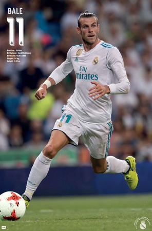 REAL MADRID - BALE 17