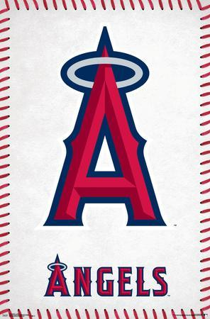 LOS ANGELES ANGELS poster 17