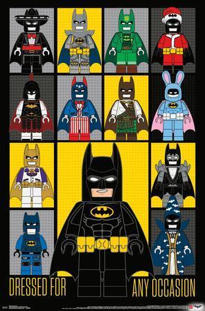 LEGO BATMAN - ANY OCCASION
