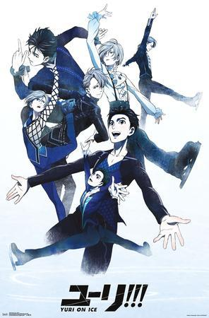 YURI ON ICE - GROUP