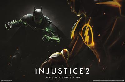 INJUSTICE 2 -  BATMAN & FLASH