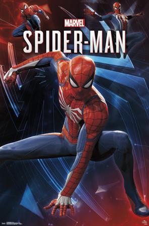 SPIDER-MAN - POSES