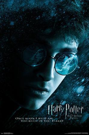 HARRY POTTER - HARRY HALF BLOOD
