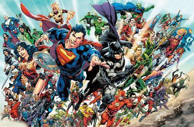 DC COMICS - REBIRTH