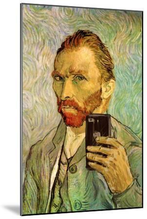 Vincent Van Gogh Selfie Portrait