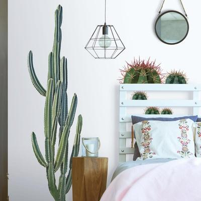 CACTUS GIANT PEEL AND STICK WALL DECALS