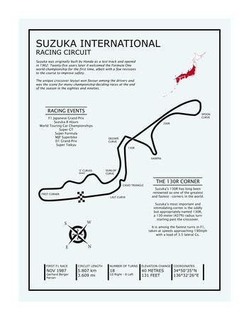 Suzuka Int Racing Circuit