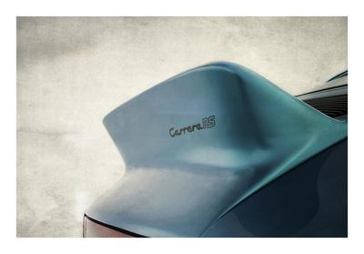 Porsche Carrera RS Tail