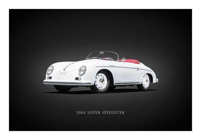 Porsche Super Speedster 1957