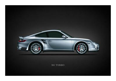Porsche 911 Turbo Silver