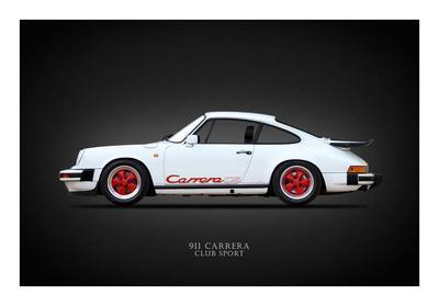 Porsche Carrera Club Sport '88
