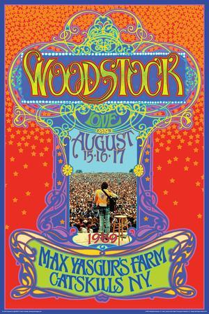Woodstock - Max Yasgurs Farm