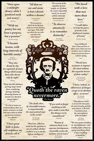 Edgar Allen Poe - Quoth the Raven