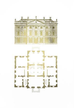 Gold Foil Building Plan I