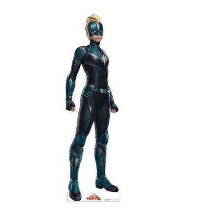 Captain Marvel - Mask