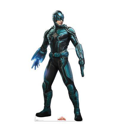 Captain Marvel - Kree Warrior