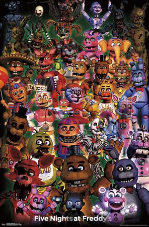 Five Nights at Freddy's - Ultimate Group
