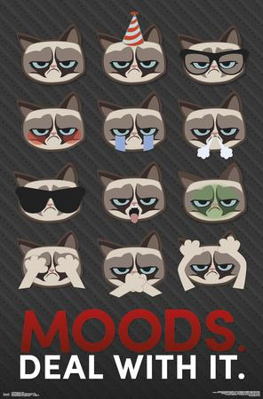 Grumpy Cat - Grid