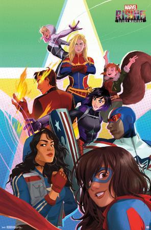 Marvel Rising - Group