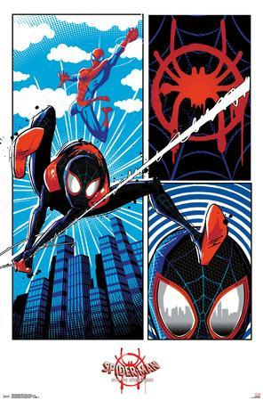 Spider-Man: Into the Spider-Verse - Panel