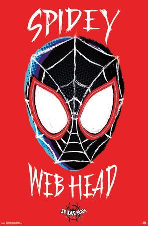 Spider-Man: Into the Spider-Verse - Web Head