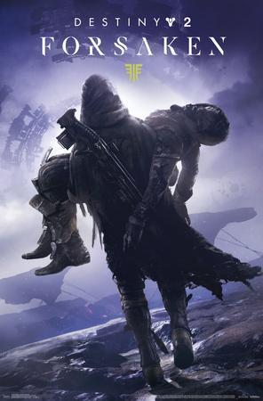 Destiny 2 - Forsaken Key Art