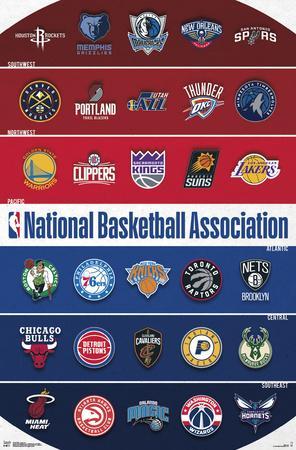 NBA - Logos '18