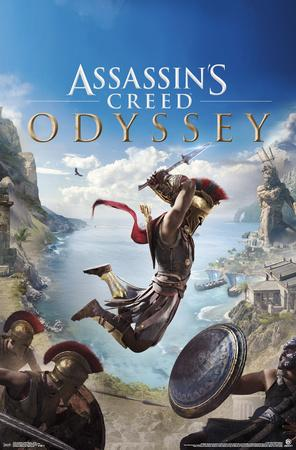 Assassin's Creed Odyssey - Attack