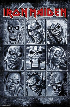 Iron Maiden - Grid