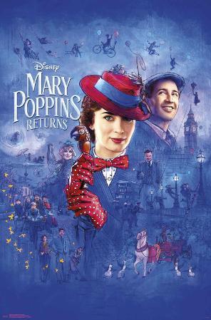 MARY POPPINS RETURNS - SKETCH