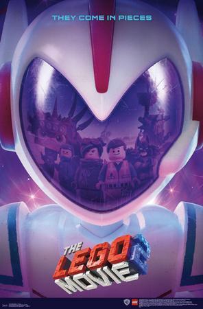 Lego Movie 2 - Key Art