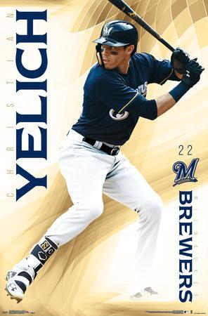 Milwaukee Brewers - C. Yelich '19
