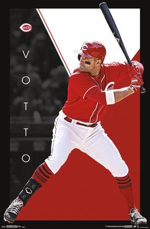 Cincinnati Reds - J. Votto '19