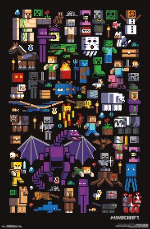 Minecraft - Mobbery