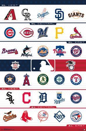 MLB - Logos '19