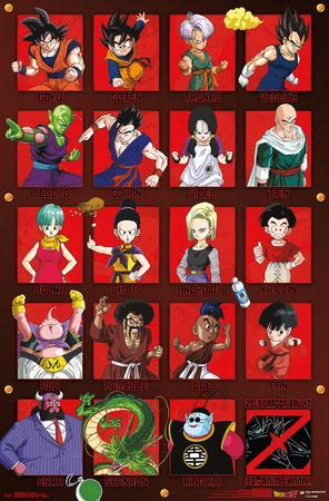 Dragon Ball Z - Anniversary