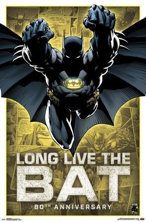 Batman 80th
