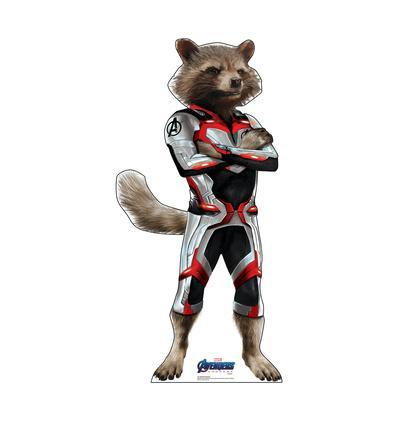 Avengers: Endgame - Rocket Racoon