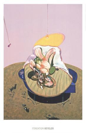 Lying Figure, 1969